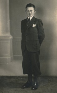 Ca 1935 Ome Thieu Staatsieportret.